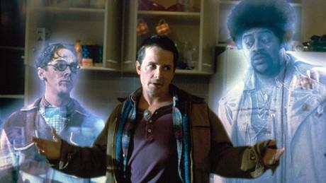Kadr z video Przerażacze