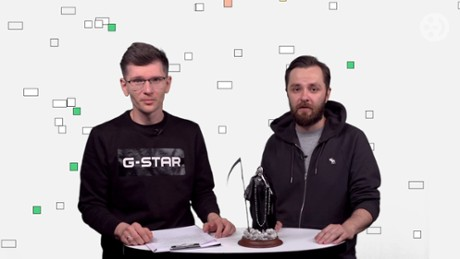 Kadr z video Klątwa Ju-on: Początek
