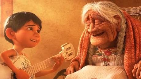 Kadr z videoSceny z filmów Pixara, które wzruszyły nas do łez