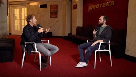 """Kadr z video 17. MDAG: O Kubie i kinie rozmawiamy z reżyserem """"Epicentrum"""""""