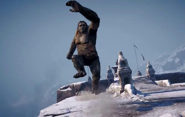 Far Cry 4 Dolina Yeti Oficjalny Zwiastun Trailer Nr 1 Polski