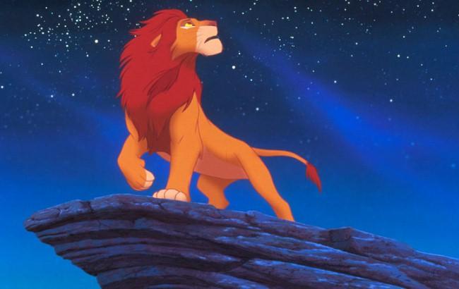 zwiastun filmu Król Lew