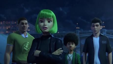 Kadr z video nr 3 (sezon 3)