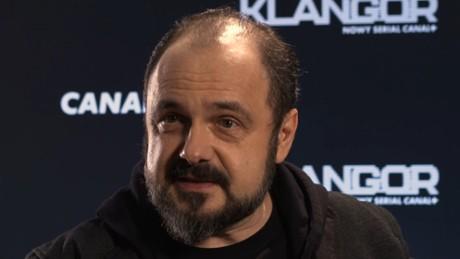 """Kadr z video Rozmawiamy z twórcami serialu """"Klangor"""""""