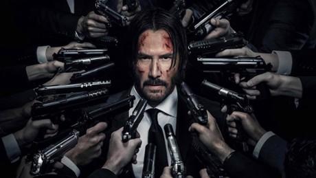 Kadr z video Najlepsze sceny akcji z udziałem Keanu Reevesa
