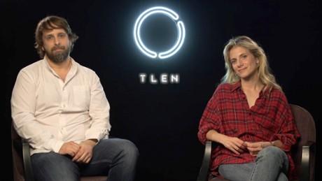 """Kadr z video Twórcy """"Tlenu"""" opowiadają nam o filmie"""
