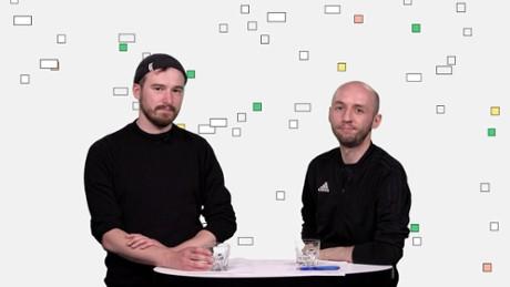Kadr z video Kolej podziemna
