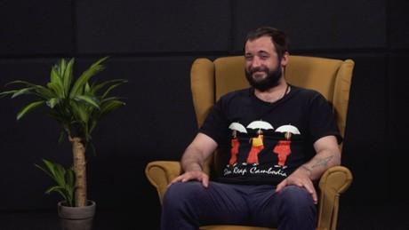 Kadr z video Michał Żurawski opowiada nam o swoich najważniejszych rolach