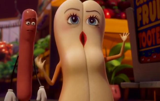 Clube de mulheres festa da salsicha sausage party porn